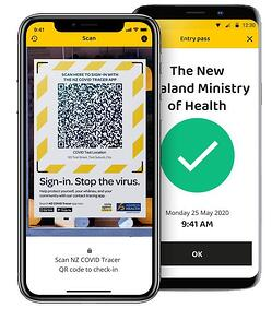 Ministry of Health Tracing App